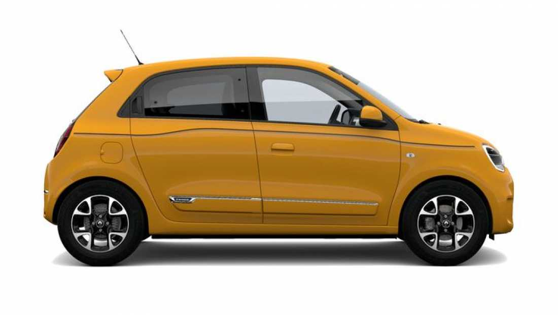 Nieuwe Renault Twingo private lease